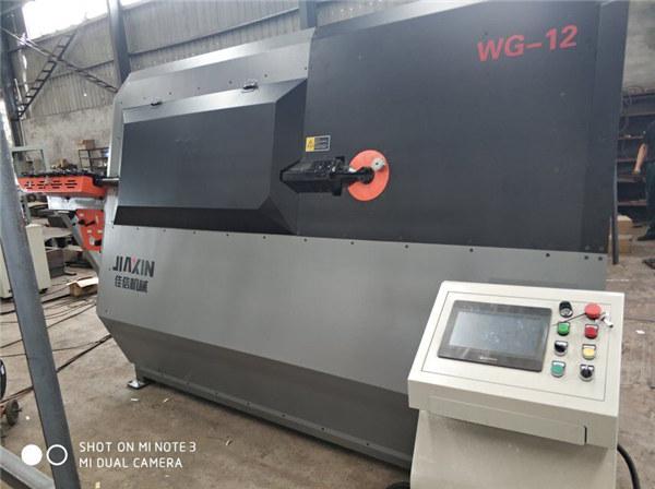 4-12мм гідравлічний автоматичний cnc 2D постачальник дротяних вигинів