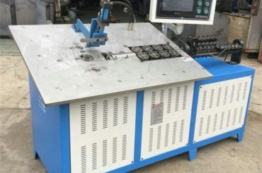 гарячий продаж автоматичного 3d сталевого дроту формуючого машини cnc, 2d згинаюча машина ціна