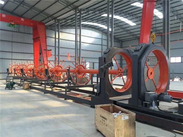 cnc сталевий зварювальний апарат сталевий зварювальний зварювальник для будівництва