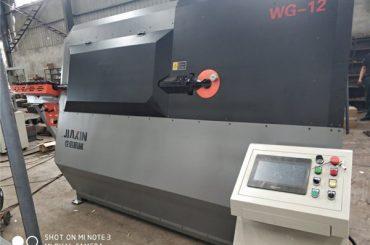 Обладнання для промислового обладнання з деформованого стрижня, виготовленого в автоматичному стрічковому шліфувальнику Xingtai